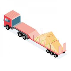 S235 - Sécuriser le transport des charpentes industrielles légères