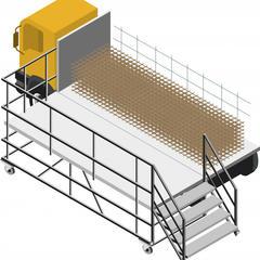 S37 - Décharger, stocker et manutentionner les armatures en sécurité sur les chantiers