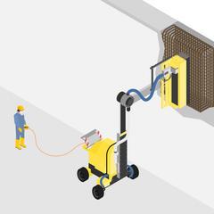 S147 - Mettre en œuvre l'hydrodémolition en toute sécurité