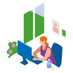 822-Adopter les réflexes pour se protéger dans les bureaux, dépôts, ateliers du BTP