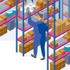 S585 - Améliorer l'organisation du stockage en dépôt