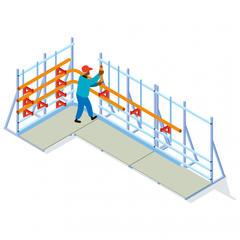 S392 - Un support amovible pour préparer les travaux de plomberie à l'atelier