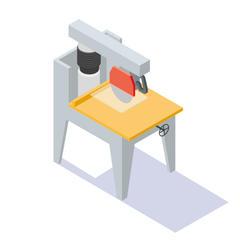 S18 - Réaliser un chasse-main complémentaire pour utiliser en sécurité une scie radiale