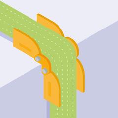 S363 - Arrimer en sécurité grâce au protecteur d'angle magnétique