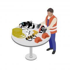 Entretenir et vérifier les équipements de protection individuelle (EPI)