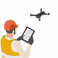 S795 - Réaliser métrés et devis grâce à un drone
