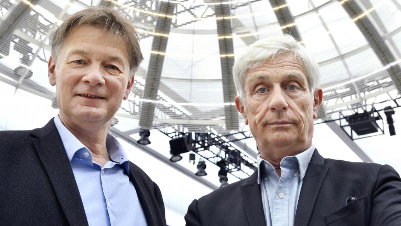 Christian Michelot et Christian Griffault, Centrale Supélec